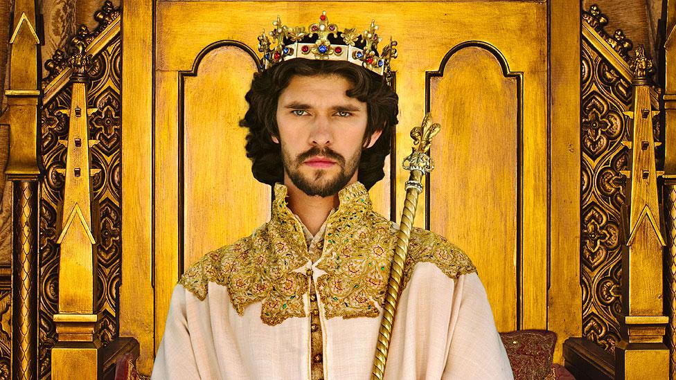 La BBC met à l'honneur Shakespeare en 2012 608