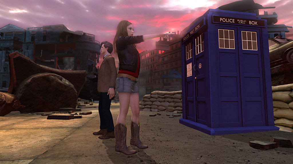 Screens Zimmer 5 angezeig: doctor who pc game