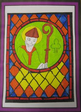 Daniel, P7, St Brigid's Primary