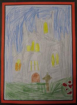 Keelah, P7, St Brigid's Primary