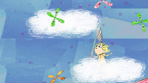 Charlie and Lola - Cloud Hopping
