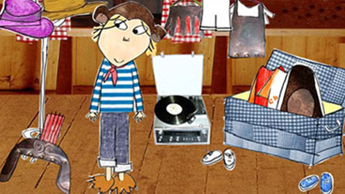 Charlie and Lola - Dressing Up