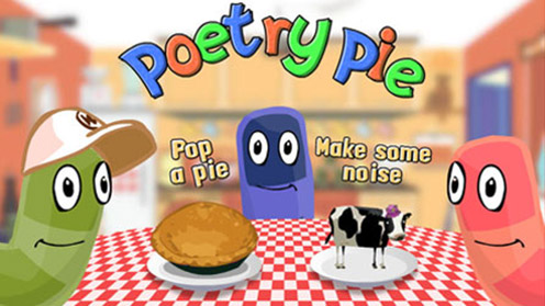 Poetry Pie - Poetry Pie Game
