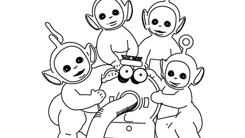Teletubbies - More Than One