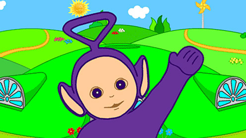 Teletubbies - Peek -A -Boo