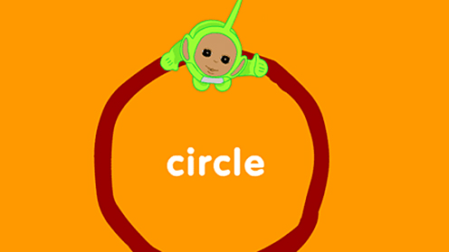 Dipsy and circle
