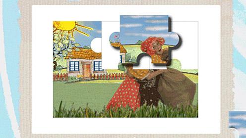 Outdoor scene jigsaw puzzle