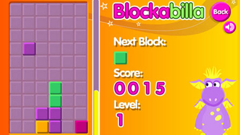 Tikkabilla and Blockabilla game
