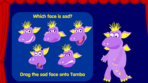 Tamba and question from game