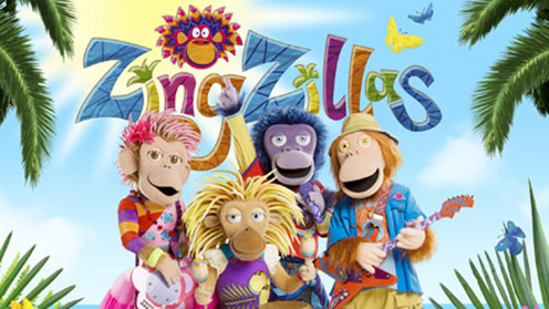 Zingzillas - The Big Coconut Adventure