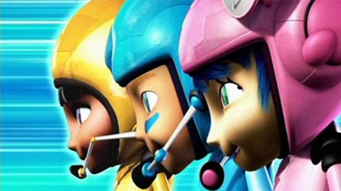 Kerwhizz characters