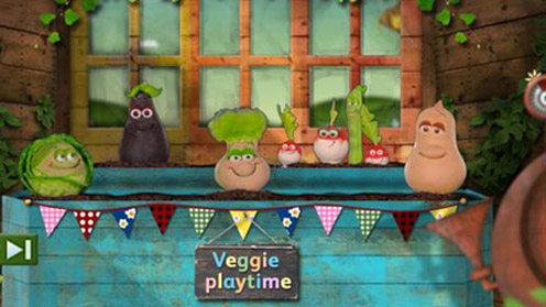Mr Bloom's Nursery - Veggie Playtime