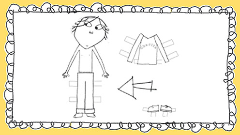Charlie and Lola's Paper Dolls