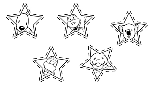 Star Helper Certificate