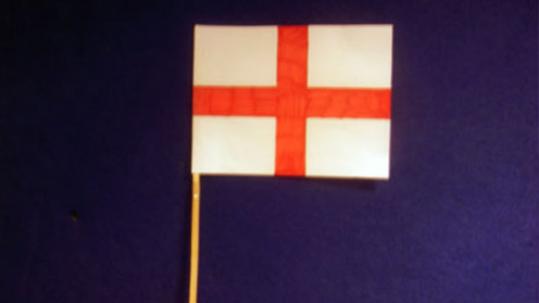 St George's Day - English Flag