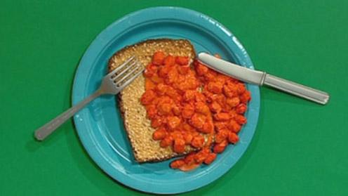 Mister Maker - 3D Dinner Plate
