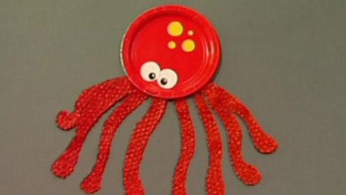 Bubble wrap octopus
