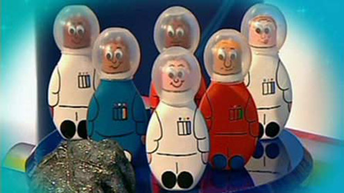 Space skittles