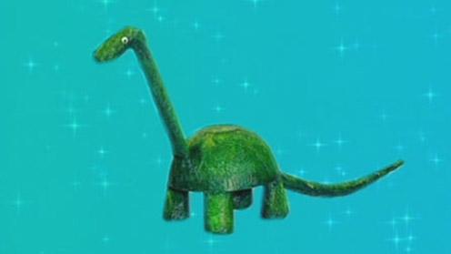 Bowl Dinosaur