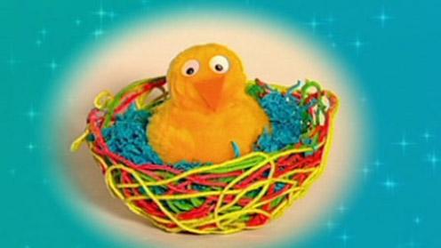 Funky Bird's Nest