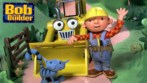 Bob The Builder - Bob's Big Fish Music Video
