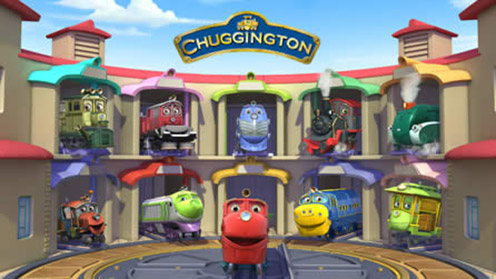 Chuggington Clips