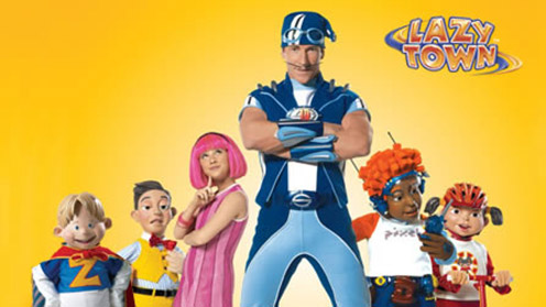 LazyTown Theme Song