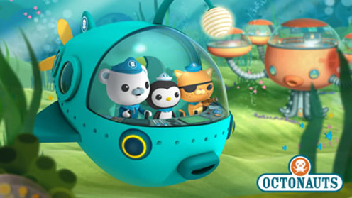 Octonauts Theme Tune