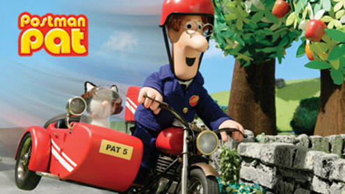 Postman Pat Theme Song