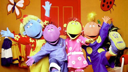 Tweenies - Wrapping Paper
