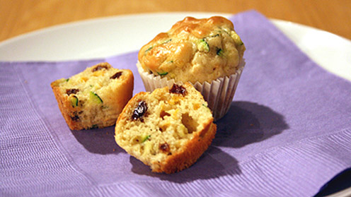 I Can Cook - Carrot & Courgette Muffins