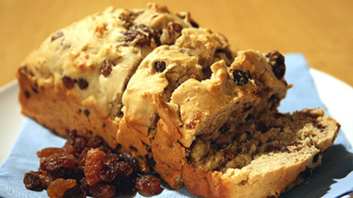 Honey Tea Loaf