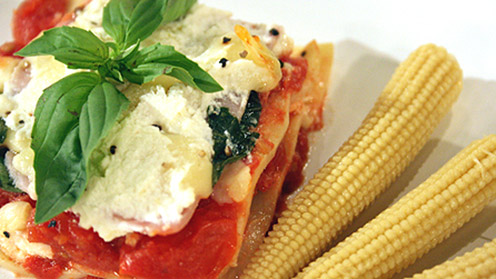 Katy's Lasagne