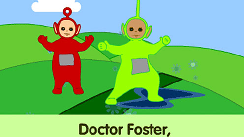 Teletubbies - Doctor Foster