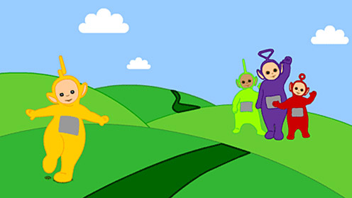 Teletubbies - Hey Diddle Diddle