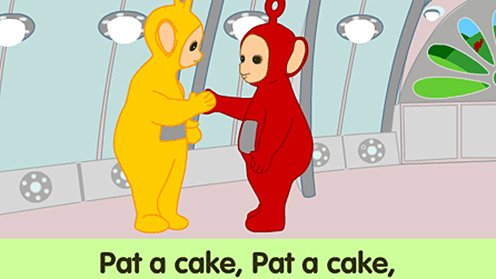 Teletubbies - Pat-a-cake