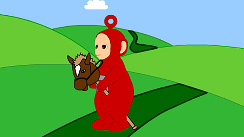 Teletubbies - Ride A Cock-horse
