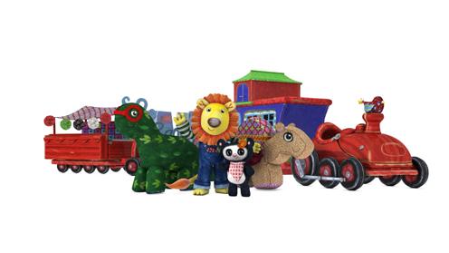 Driver Dan's Story Train