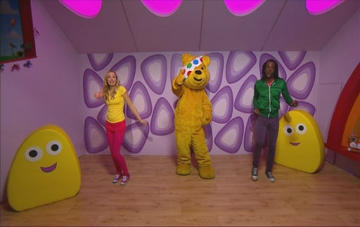 Cerrie, Sid and Pudsey