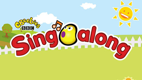 Farm and Singalong splash text