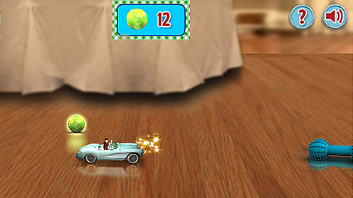 Car from Catch Me If You Can game