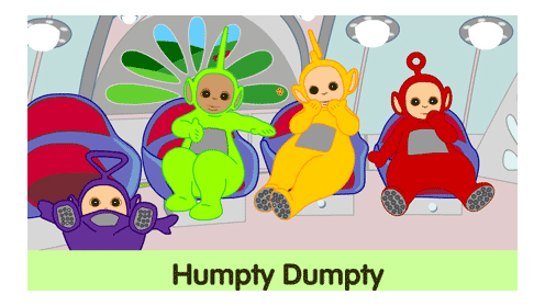 Teletubbies - Humpty Dumpty