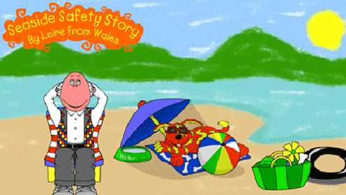 Tweenies - Seaside Safety