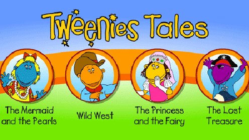 Tweenies Tales