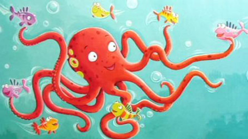 Presenters - Tickly Octopus
