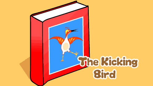 The Kicking Bird