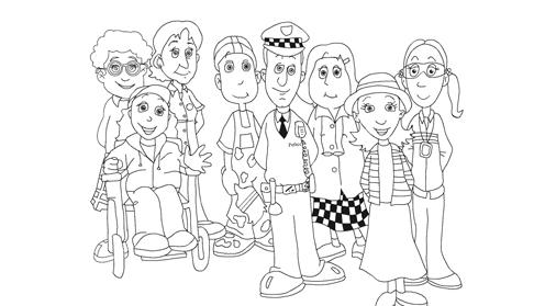 Balamory characters