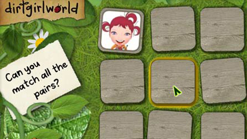 Dirtgirlworld snap game