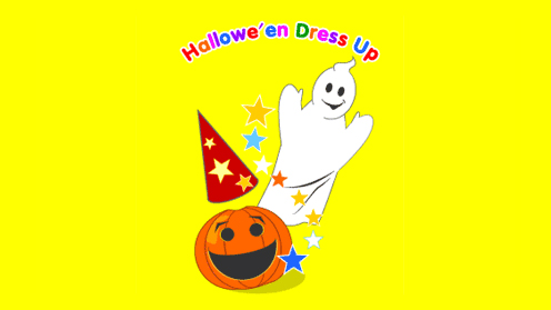 Hallowe'en Dress-Up