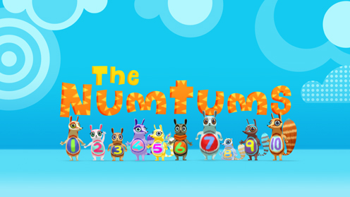 The Numtums prints